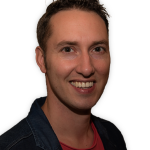 Jeroen Muller - Voiceover foto